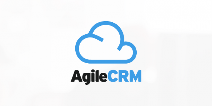 Koppel je website Agile CRM