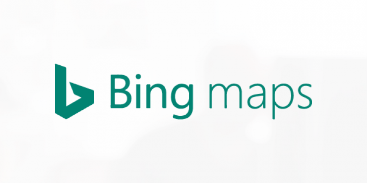 Koppel je website met Bing Maps